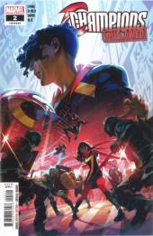 Champions Vol.4 (Marvel comics - 2020) -2- Outlawed 2