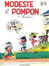 Modeste et Pompon (Franquin) -84- Modeste et Pompon - R4