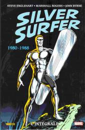 Silver Surfer (L'intégrale) -3- L'intégrale 1980-1988