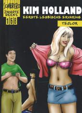 Sombrero Zwarte reeks -168- Kim Holland eerste lesbische ervaring