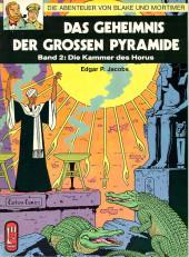 Blake und Mortimer (Die Abenteuer von) -2- Das Geheimnis der grossen Pyramide (Band 2)