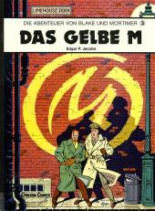 Blake und Mortimer (Die Abenteuer von) -3- Das gelbe M