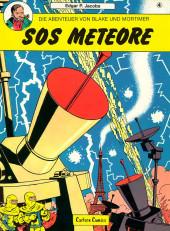 Blake und Mortimer (Die Abenteuer von) -4- SOS Meteore