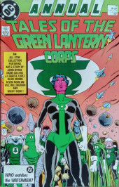 Tales of the Green Lantern Corps (1981) -AN03- In blackest night