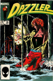 Dazzler Vol.1 (Marvel comics - 1981) -36- The human touch