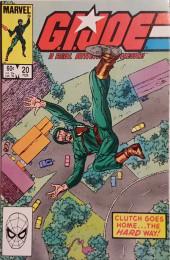 G.I. Joe: A Real American Hero (Marvel comics - 1982) -20- Home is where the war is