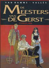 Meesters van de Gerst (De) -1- Charles, 1854
