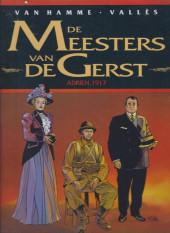 Meesters van de Gerst (De) -3- Adrien, 1917