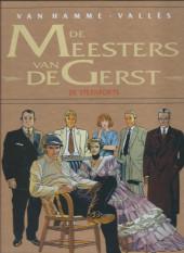 Meesters van de Gerst (De) -8- De Steenforts