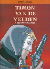 Timon Van De Velden -4- De zwarte mantels