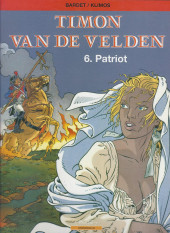 Timon Van De Velden -6- Patriot