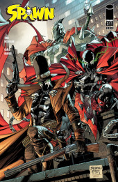 Spawn (1992) -311A- Cult of Omega, PART 1 of 3