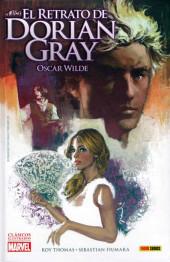 Clasicos Ilustrados Marvel - El Retrato de Dorian Gray