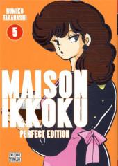 Maison Ikkoku (Perfect Edition) -5- Tome 5