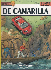 Lefranc (en néerlandais) -12- De Camarilla