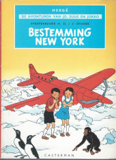 Jo,Suus en Jokko (Jo, Zette et Jocko en néerlandais) -2- Bestemming New York