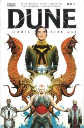 Dune: House Atreides -1- Issue #1