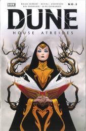 Dune: House Atreides -2- Issue #2