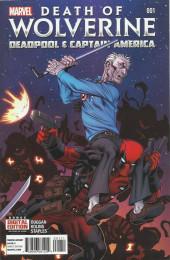 Death of Wolverine: Deadpool & Captain America (2014) - Death of Wolverine: Deadpool & Captain America