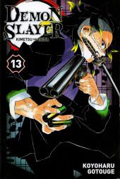 Demon Slayer - Kimetsu no yaiba -13- Tome 13