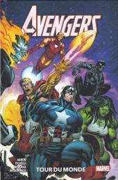 Avengers (100% Marvel - 2020) -2- Tour du monde