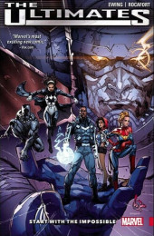 The ultimates (Marvel - 2016) -INT01- Volume 1: Start with The Impossible