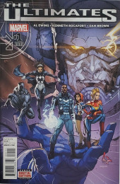The ultimates (Marvel - 2016) -1- Issue #1