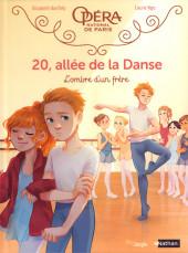 20, allée de la Danse -3- L'ombre d'un frère