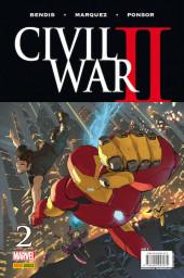 Civil War II (2016)  -2- Issue # 2