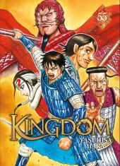 Kingdom -55- Vers un ultime assaut dans les plaines de Shukai