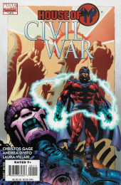 House of M: Civil War (2008) -1- Chapter 1: Rise