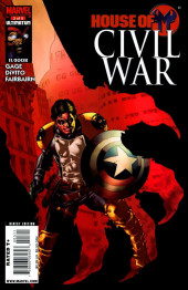 House of M: Civil War (2008) -3- Chapter 3: Reign