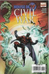 House of M: Civil War (2008) -4- Chapter 4: Retaliation
