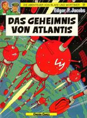 Blake und Mortimer (Die Abenteuer von) -7- Das Geheimnis von Atlantis