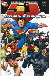 Countdown (puis, Countdown to Final Crisis) (2007) -151- So Begins the End!