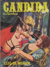 Candida la Marchesa (2e série, en italien) -8- Cleo de Merode