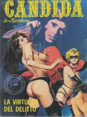 Candida la Marchesa (2e série, en italien) -9- La virtuosa del delitto