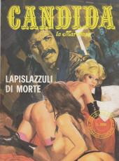 Candida la Marchesa (2e série, en italien) -10- Lapislazzuli di morte