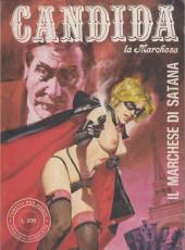 Candida la Marchesa (2e série, en italien) -13- Il marchese di Satana