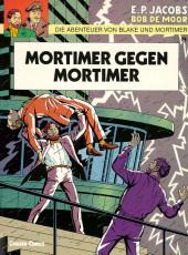 Blake und Mortimer (Die Abenteuer von) -9- Mortimer gegen Mortimer