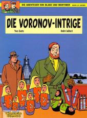 Blake und Mortimer (Die Abenteuer von) -11- Die Voronov-Intrige