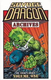 Savage Dragon Vol.1 (The) (Image comics - 1992) -INT01- ARCHIVES VOLUME 1