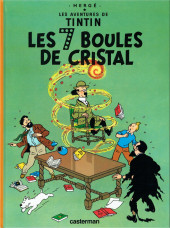 Tintin (Historique) -13d2012- Les 7 boules de cristal