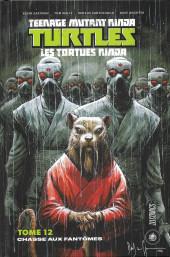 Teenage Mutant Ninja Turtles - Les Tortues Ninja (HiComics) -12- Chasse aux fantômes