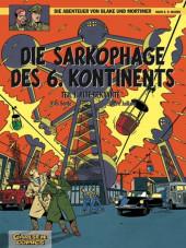 Blake und Mortimer (Die Abenteuer von) -13- Die Sarkophage des 6. Kontinents (Teil 1)