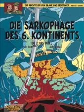 Blake und Mortimer (Die Abenteuer von) -14- Die Sarkophage des 6. Kontinents (Teil 2)