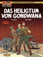 Blake und Mortimer (Die Abenteuer von) -15- Das Heiligtum von Gondwana