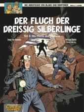 Blake und Mortimer (Die Abenteuer von) -17- Der Fluch der dreissig Silberlingen (Teil 2)