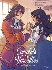 Complots à Versailles -3- L'Aiguille empoisonnée