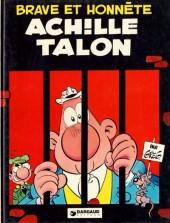 Achille Talon -11a78- Brave et honnête Achille Talon